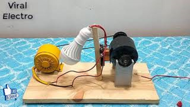Free Energy Generator With Magnet